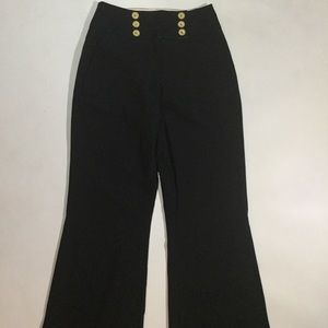 Couture Couture Sz 6 Sailor High Rise Flare Pants